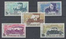 VOITURE Niger 5 val de 1969 ** CAR AUTO AUTOMOBILE