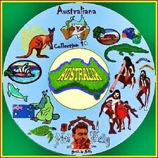 INTERNATIONAL SITES: AUSTRALIA 1 -30 Nice Embroidery Design CD