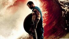 LARGE 300 RISE OF AN EMPIRE BLOOD WAVE MOVIE FILM SPARTANS WALL ART PRINT POSTER