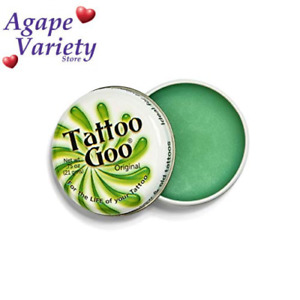 Tattoo Goo - The Original Aftercare Salve - 3/4 Ounce 0.75 (Pack of 1)