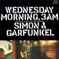 Simon & Garfunkel Wednesday morning, 3 am (1964) [CD]