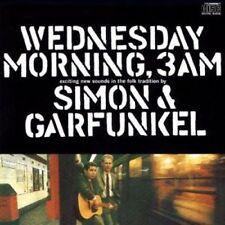 Simon & Garfunkel Wednesday morning, 3 am (1964) [CD]