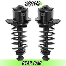 (2) Rear Complete Strut & Coil Spring Assemblies 2005-2007 Ford Five Hundred FWD