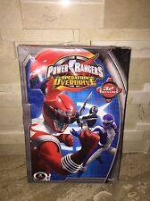 Power Rangers Operation Overdrive Box Of 32 Valentines Day Cards