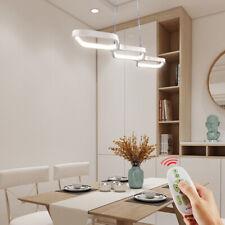 LED Pendelleuchte Dimmbar Hängeleuchte Deckenlampe Kronleuchter für Esszimmer