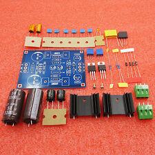 LM317 LM337 AC/DC Adjustable Filtering Power Supply Voltage Regulator PSU DIY