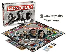 USAopoly Amc the Walking Dead Monopoly Board Game - Brand New Free Shipping