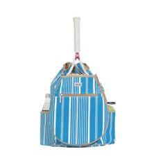 Ame & Lulu Kingsley Tennis Backpack Ticking Stripe - Tennis Racquet Racket bag