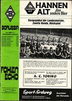 EC I 76/77 Borussia Mönchengladbach - AC Turin / Torino, 03.11.1976