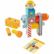 Haba Brain Builder Ben Stacking & Arranging Game