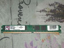 Memoria/Memory RAM Kingston KVR80002N6/1G 800MHz DDR2 Non-ECC CL6 DIMM