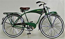 Vintage Bicycle Antique Classic 1950s Bike Cycle Metal Midget Model