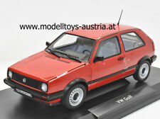VW Golf II Golf 2 Limousine CL FUNCTION 1984 rot 1:18 Norev