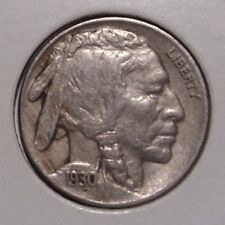 1930 Buffalo Nickel , XF