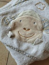 Fehnkids Baby Badetuch Frottee 80x80