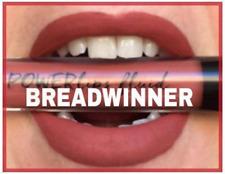*NEW RELEASE* - POWERLIPS Fluid Lipstick- BREADWINNER  - Smudge & Kiss Resistant