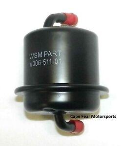 2005-2012 Kawasaki STX-12F STX-15F Fuel Filter 49019-3721 WSM 006-511-01