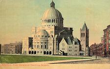 Massachusetts Collectable USA Postcards