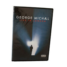 George Michael: Live in London (DVD, 2009, 2-Disc Set) Sony Music Colombia