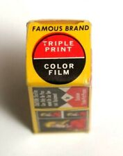 COLOR 127 FILM-- VINTAGE AND COLLECTIBLE!--MADE IN BELGIUM