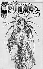 Witchblade # 25 TCC top cow classics Sketch Edition