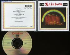 Rainbow On Stage CD European remaster Blackmore Dio CD made in Germany band live