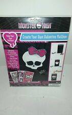 BRAND NEW BUILD YOUR OWN MONSTER HIGH VALENTINES MAILBOX