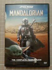 The Mandalorian Season 1 DVD English Francais Star Wars