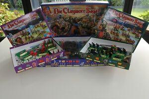 MB Spiele Die Claymore Saga + Erweiterungen