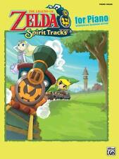 The Legend of Zelda™: Spirit Tracks for Piano Piano Learn to Play MUSIC BOOK