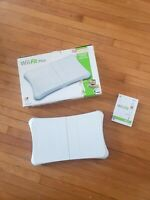 Nintendo Wii Fit Plus with Balance Board Original Box And Game Included