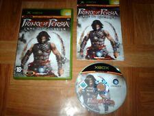 PRINCE OF PERSIA...l'âme du guerrier... jeu complet...sur Xbox
