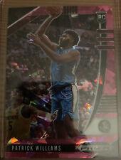 Patrick Williams RC 2020/21 Panini Prizm DP Pink Cracked Ice #20 Bulls Rookie 🔥