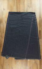 ERMENEGILDO ZEGNA gray wool scarf authentic - NWT