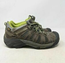 Keen Womens Voyageur Hiking Shoes Brown 1010141 Lace Up Low Top Sneakers 10.5 M