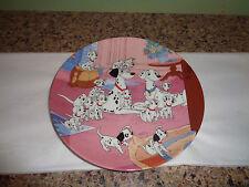 "1993 Disney - 101 Dalmatians - ""Watch Dogs"" Collectible Plate - Bradford"