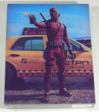 Deadpool Blu-ray Steelbook FilmArena Lenticular Slip Edition #410/1000