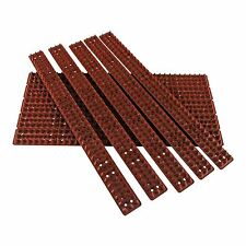 10 Pack Anti Bird Cat Pigeon Fence Wall Spikes 10cm x 50cm Deterrent Prevention