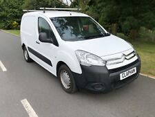 2010 CITROEN BERLINGO 1.6HDI NO VAT SPARES OR REPAIRS STARTS FIRST TIME + DRIVES