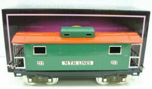 MTH 10-2108 Standard Gauge 200 Series Caboose LN/Box