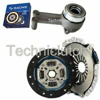 NATIONWIDE 2 PART CLUTCH KIT WITH SACHS CSC FOR FORD FIESTA HATCHBACK 1.25I 16V
