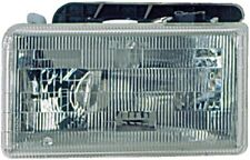 FITS 1991 -1996 DODGE DAKOTA PASSENGER RIGHT FRONT HEADLIGHT LAMP ASSEMBLY