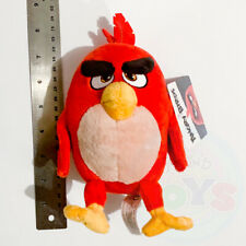 Angry Birds Movie Red  7 Plush Toy bird Rovio Soft Doll New with Tags Official