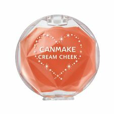 New CANMAKE Blushers Cream face Cheek CL05 clear Happiness 2.3g  F/S