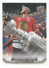 2015-16 Upper Deck Canvas - Pick from list Series 1 & 2
