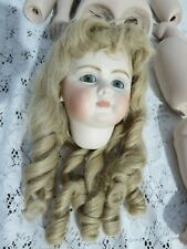 DEP + ia 14 1984 Doll Head & Body Parts Vintage Reproduction