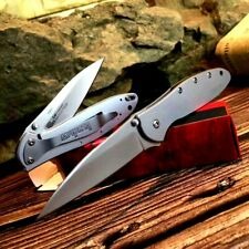 "Kershaw Leek 1660 Ken Onion 3"" Knife"