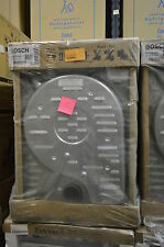 """Bosch Wtvc533Aus 27"""" Anthracite Front-Load Electric Dryer Nib #8656 Wlk"""