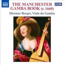Manchester Gamba Book C 1660, New Music