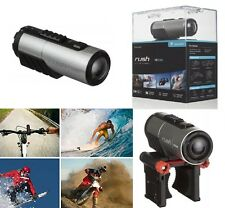 Genuine KITVISION RUSH Action Camera hd100w 1080p Fotocamera Impermeabile WIFI NUOVO